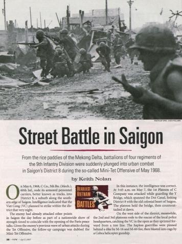 VFW - Veterans of Foreign Wars, Vol. 94 No. 8 (April 2007)