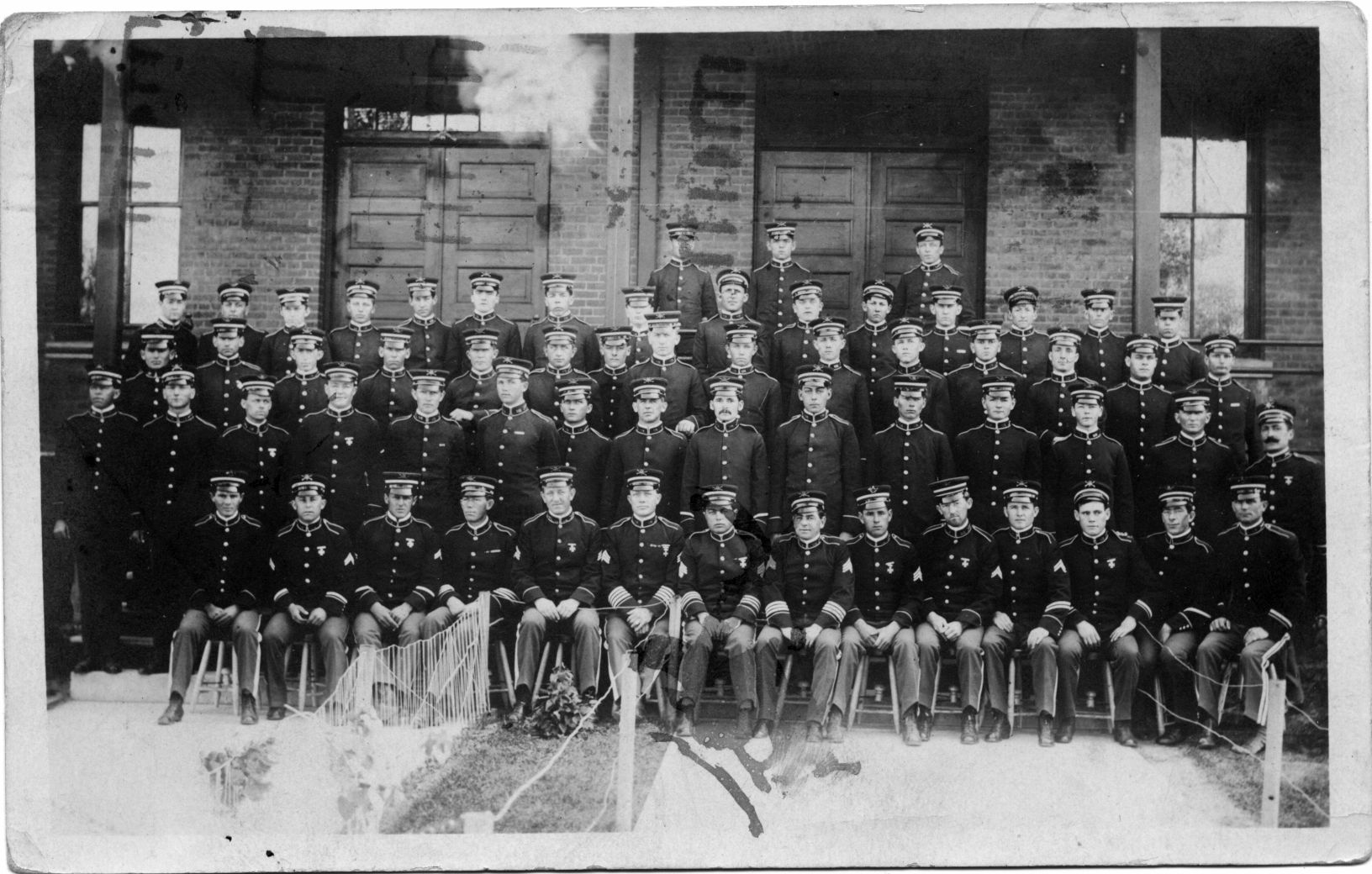 Unknown company, 21st Infantry, 1913